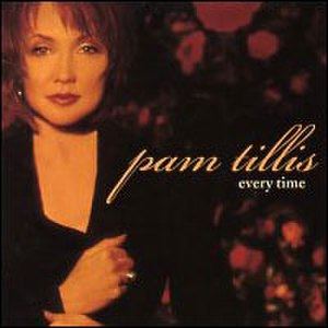Every Time (album) - Image: Pam Tillis Every Time
