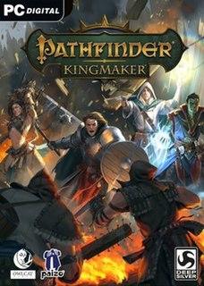 <i>Pathfinder: Kingmaker</i> 2018 video game