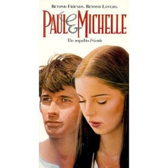 Paul and Michelle - Theatrical release poster
