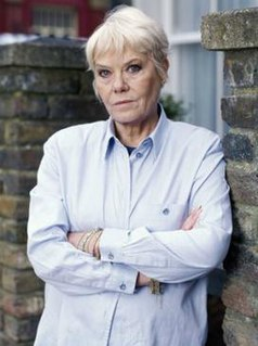 Pauline Fowler Fictional character from the BBC soap opera EastEnders