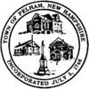 Official seal of Pelham, New Hampshire
