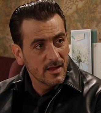 Peter Barlow (Coronation Street) - Chris Gascoyne as Peter Barlow (2015)