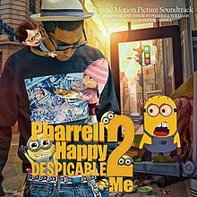 Happy Pharrell Williams Song Wikipedia