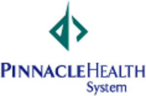 UPMC Pinnacle - Logo of the former PinnacleHealth System prior to the merger with UPMC in 2017