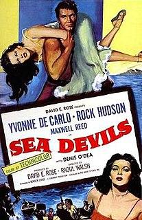 <i>Sea Devils</i> (1953 film) 1953 film by Raoul Walsh
