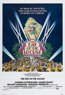 The Day Of The Locust Film Wikipedia