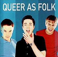 Queer as Folk Series 1 DVD Cover