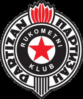 RK Partizan Serbian handball club