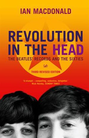 Revolution in the Head - Cover to the Third Revised Edition (2005)