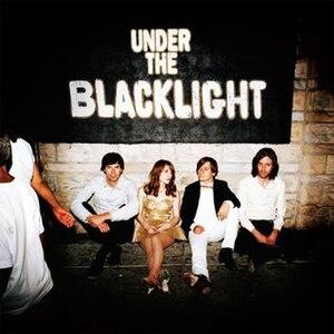 Under the Blacklight - Image: Rilokiley undertheblacklight cover