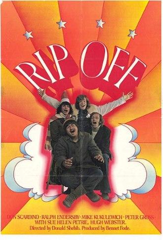 Rip-Off (film) - Film poster