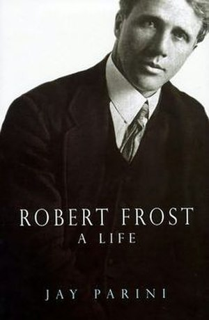 Robert Frost: A Life - First edition cover