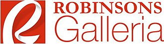 Robinsons Galleria - Image: Robinsons Galleria new Logo