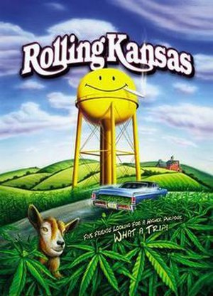 Rolling Kansas - DVD cover