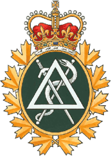 Royal Canadian Dental Corps badge 2013.png