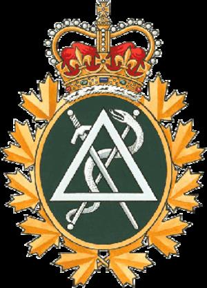 Royal Canadian Dental Corps - Image: Royal Canadian Dental Corps badge 2013