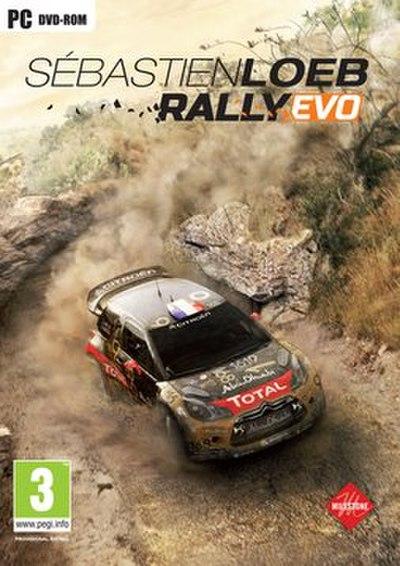 Picture of a game: Sébastien Loeb Rally Evo