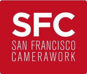 SF Camerawork - Image: SF Camerawork logo