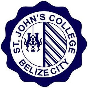 St. John's College, Belize - Logo of St. John's College