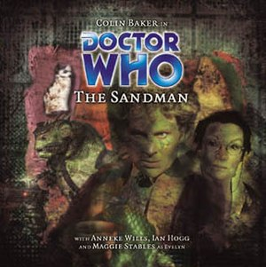 The Sandman (audio drama) - Image: Sandman (Doctor Who)