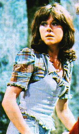 Sarah Jane Smith - Sarah Jane in a publicity photo from Planet of Evil (1975)