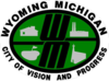 Official seal of Wyoming, Michigan