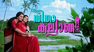 <i>Seetha Kalyanam</i> (TV series) Indian television series