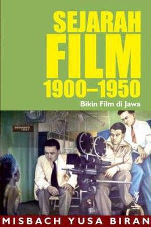 Sejarah Film 1900–1950 - Cover, first edition