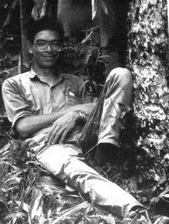 Seub Nakhasathien Thai conservationist