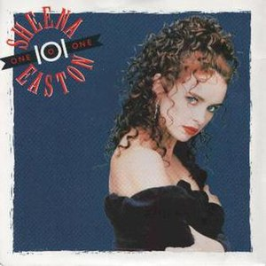 101 (song) - Image: Sheena Easton 101