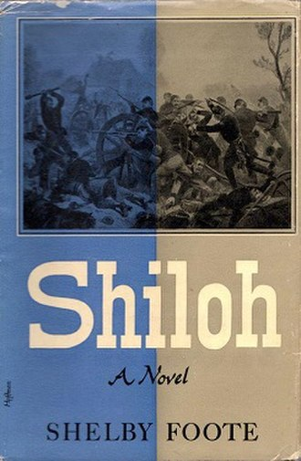Shiloh (Foote novel) - First edition