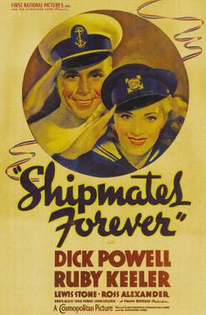 Shipmates Forever - Theatrical release poster