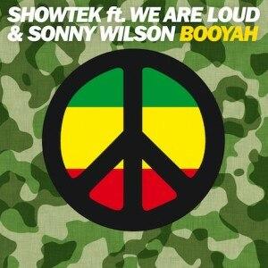 Booyah (song) - Image: Showtek Booyah