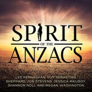 Spirit of the Anzacs - Image: Spirit of the Anzacs (single cover)