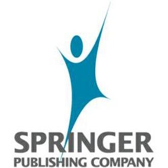 Springer Publishing - Image: Springer Publishing logo