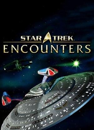 Star Trek: Encounters - Image: Star Trek Encounters