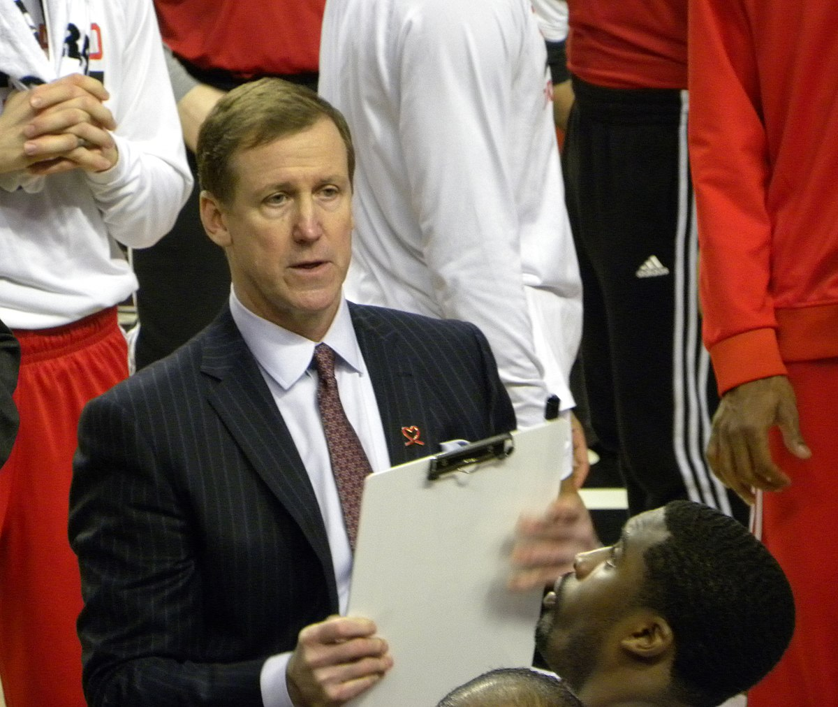 Portland Trail Blazers Coach: Terry Stotts
