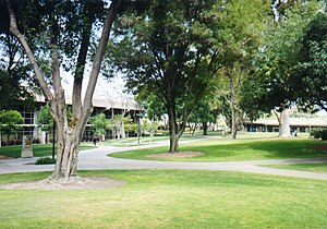 Southwestern College (California) - Image: Swccampus
