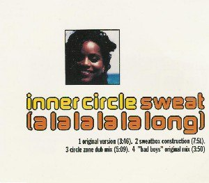 Sweat (A La La La La Long) - Image: Sweat (a la la la la long)