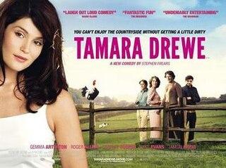 <i>Tamara Drewe</i> (film) 2010 film directed by Stephen Frears