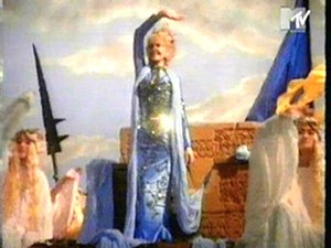 Tammy Wynette and the handmaidens of Mu in The...
