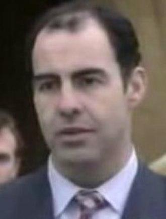 Derek Branning - Terence Beesley as Derek in 1996