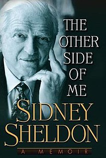 <i>The Other Side of Me</i> (book) book by Sidney Sheldon