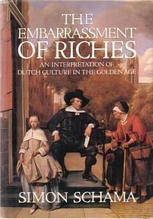 The Embarrassment of Riches, Simon Schama book.jpg