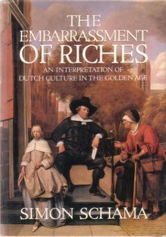 The Embarrassment of Riches - Cover of the first edition