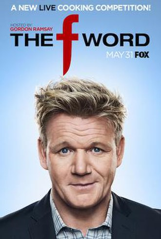 The F Word (U.S. TV series) - Image: The F Word Fox TV Poster