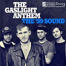 The Gaslight Anthem - The 59 Sound coverjpg