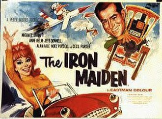The Iron Maiden - Film poster