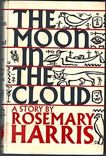 <i>The Moon in the Cloud</i>