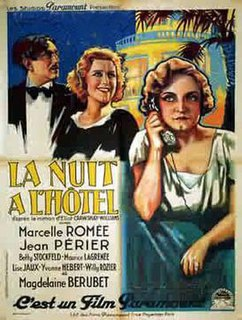<i>The Night at the Hotel</i> 1932 film by Leo Mittler